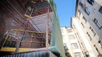 Реставрация Фонарных бань