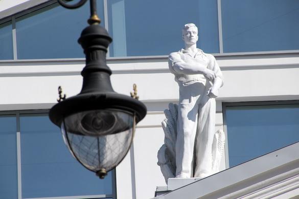 Скульптура на Потемкинской