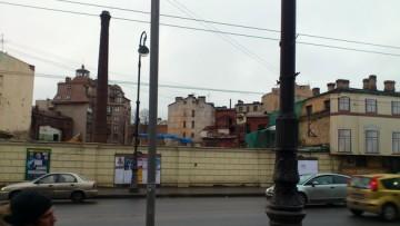 Снос фабрики Мельцера