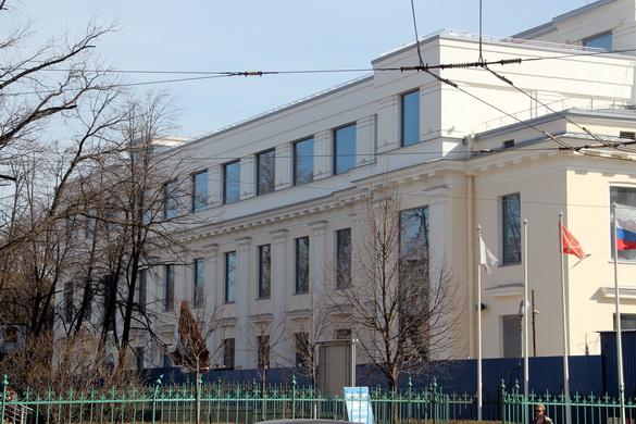 Стена на Потемкинской, 4