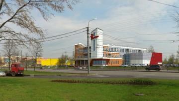 Студия Мельница на проспекте Большевиков, 34
