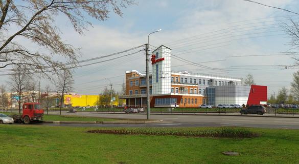 Студия «Мельница» на проспекте Большевиков, 34