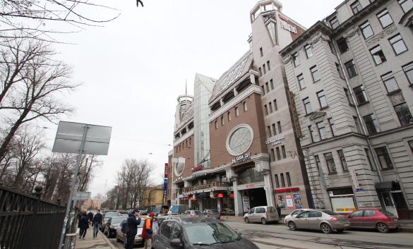 Бизнес-центр Толстой сквер