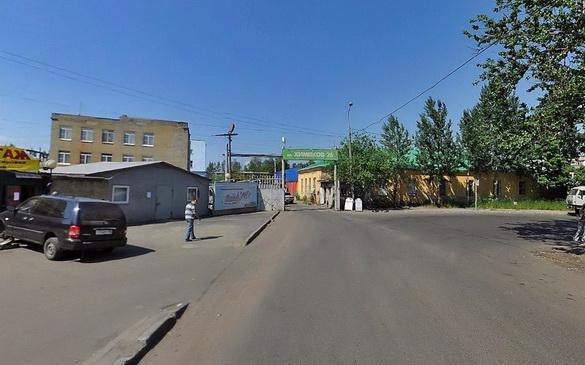 Тупик улицы Коммуны