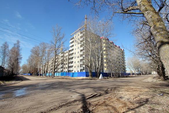 Угол Центральной и Муромской улиц