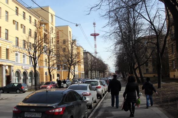 Улица Комиссара Смирнова