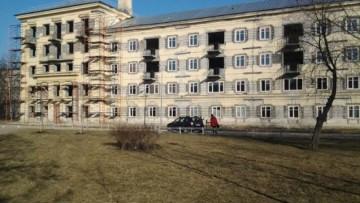 Общежитие на Пилотов