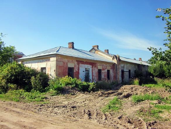 Восточный флигель Фермы в Царском Селе