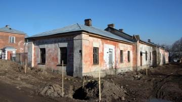 Восточный флигель Фермы в Пушкине