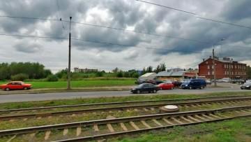 Ириновский проспект, место под каток