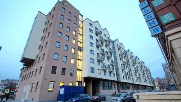 Жилой дом в Рязанском переулке