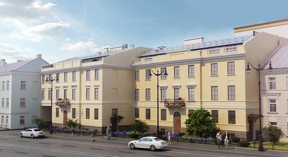 Жилой комплекс на Лейтенанта Шмидта