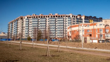 Жилой комплекс Самое сердце в Пушкине