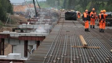 Строительство трассы Сортавала, Сортавальского шоссе