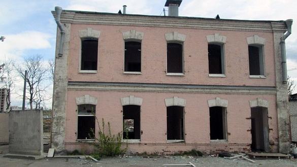 Домик у Варшавского вокзала