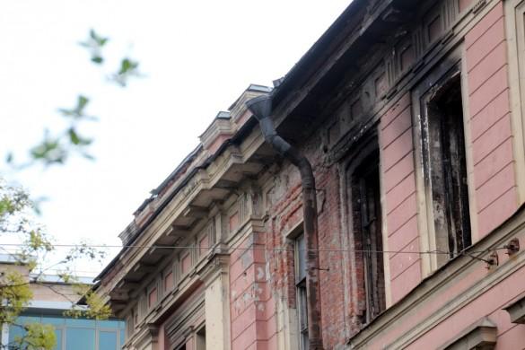 Каменноостровский, 66, после пожара