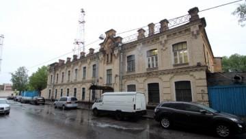 Казарменный переулок, 1-3