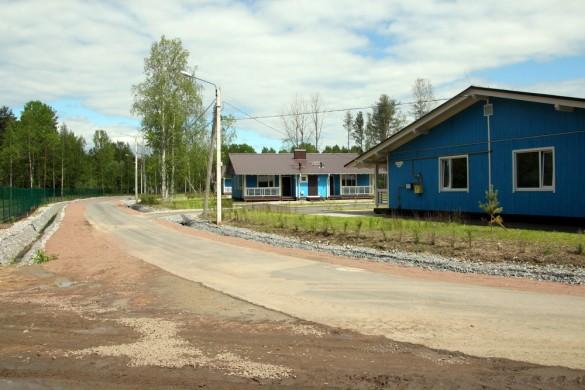Клубничная улица в Солнечном-2
