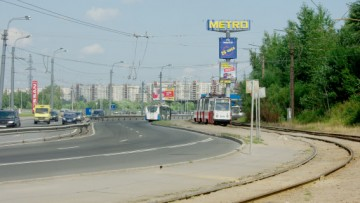 Загогулина проспекта Косыгина
