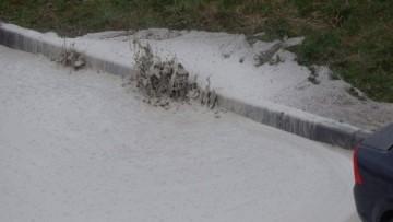 Разлив бетонита в Купчине