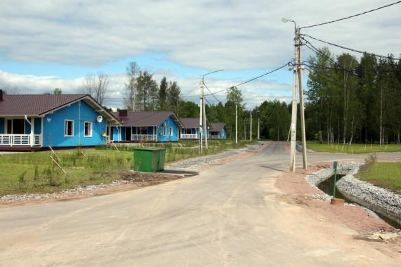 Малиновая улица в Солнечном-2