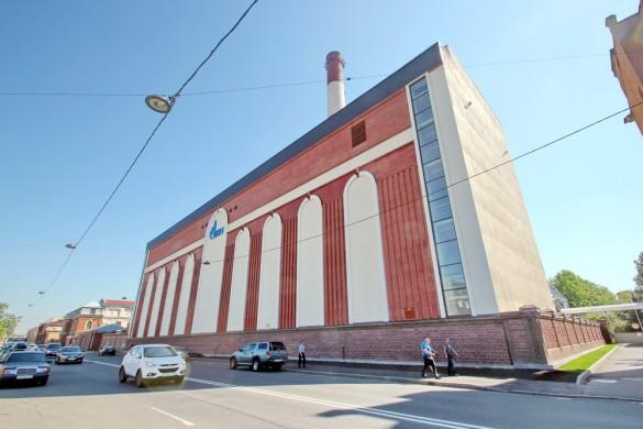Новгородская улица, 11, Центральная ТЭЦ