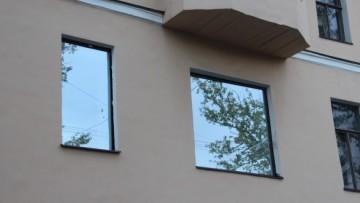 Окна без рам