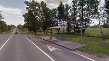 Остановка 2 км на Петербургском шоссе
