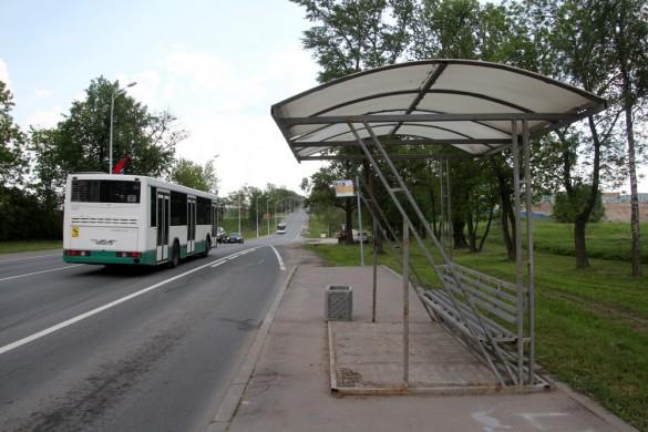 Петербургское шоссе, остановка Шушарская дорога