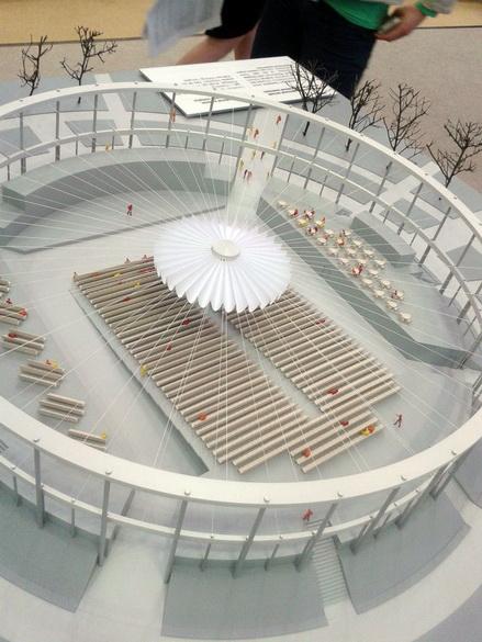 Проект концертного зала в Зеленогорске