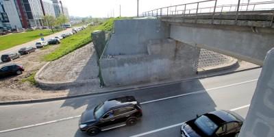 Путепровод над Пулковским шоссе
