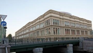 Проект реконструкции второй сцены Мариинского театра