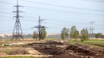 Строительство канавы