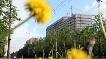 Строительство общежитий на Новоизмайловском проспекте