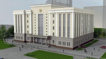 Проект Московского районного суда на Дунайском