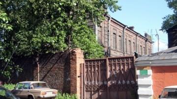 Улица Михайлова, 14, литера А