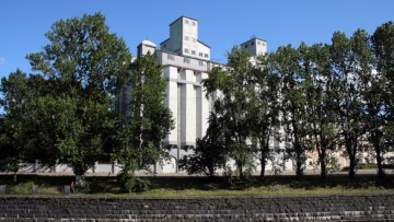 Элеватор на Обводном канале