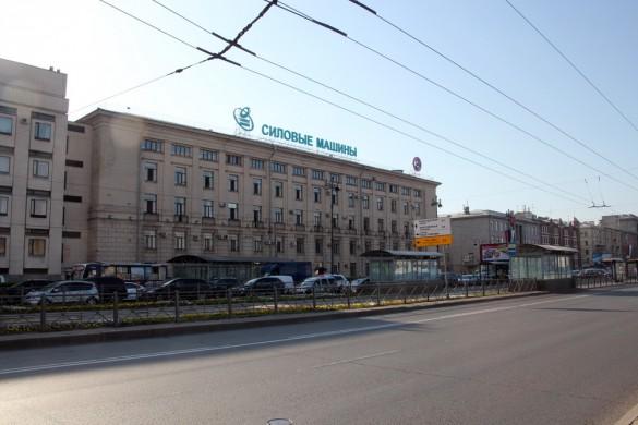 Здание Электросилы на Московском