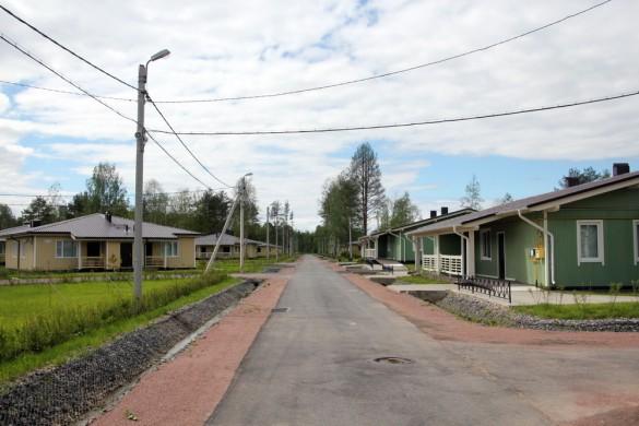 Земляничная улица в Солнечном-2