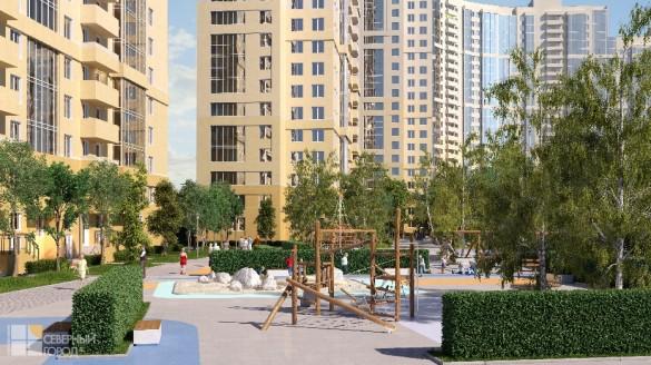 Жилой комплекс GreenCity от RBI