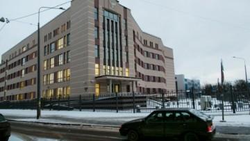 Невский районный суд на улице Ольги Берггольц