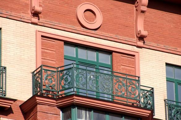Балкон на Наличной