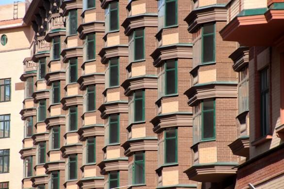 Балконы на Наличной