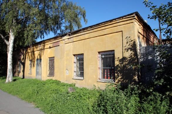 Большой Сампсониевский проспект, дом 68, литера У