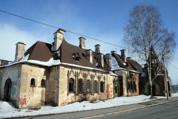 Царский вокзал в Пушкине