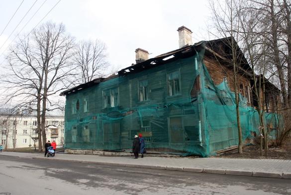 Дом Монигетти в Пушкине