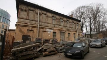 Дом Пастухова на улице Михайлова, 2