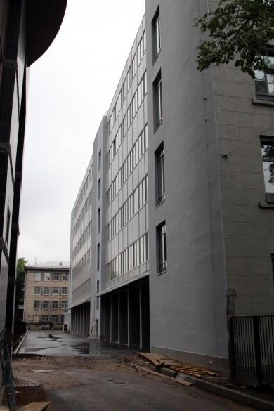 Дворовый фасад Московского, 94