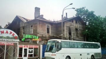 Фермское шоссе, 35-37, после пожара