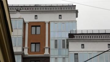 Глухая Зеленина, 2, фасад